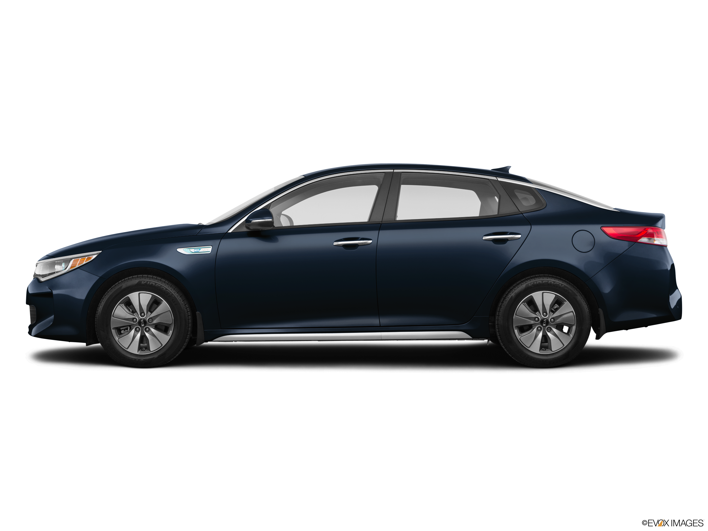 View Kia Optima Hybrid details